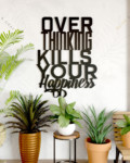 over thinking your happiness